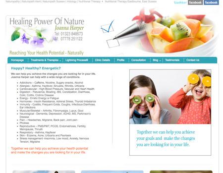 Website Artwork - Health