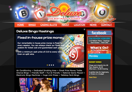 Deluxe Bingo Hall