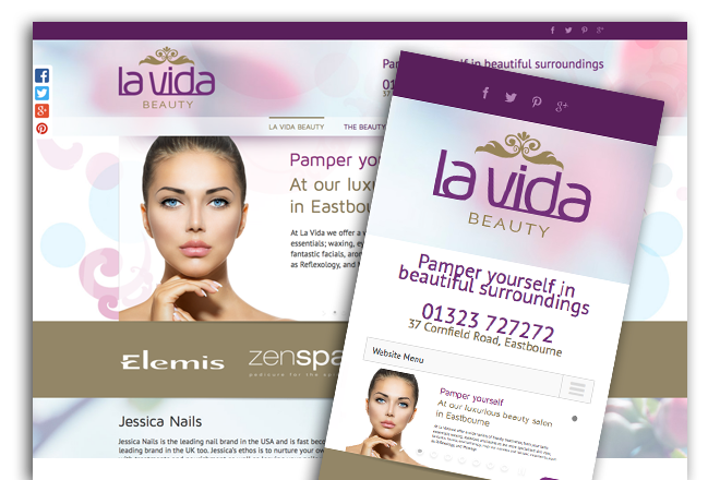 La Vida Beauty Eastbourne