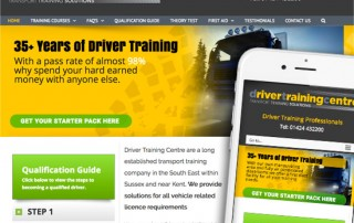 Driver Training Sussex